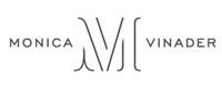 Logo for Monica Vinader